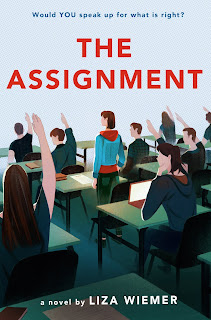 the assignment by liza m wiemer