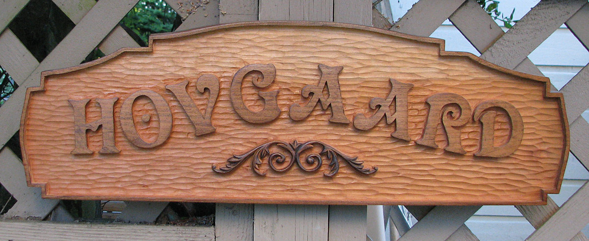 Very Handmade signs and woodworking - By a CANUCK in JAPAN CN67