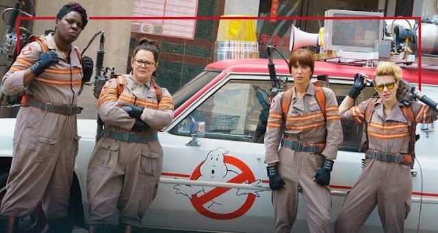 caça fantasmas 2015 mulheres elenco critica