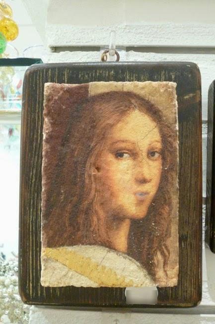 souvenir hipacia raffaello - Souvenir em Roma