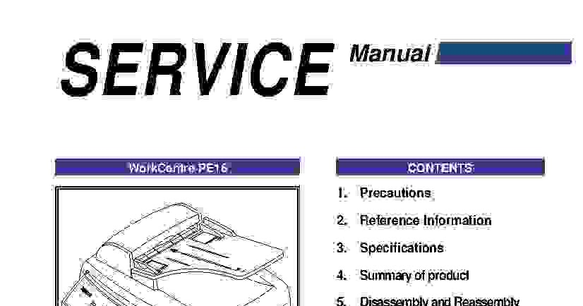 xerox workcentre pe16 service manual printer and service manual rh printer1 blogspot com Xerox Relocation xerox wc pe16 service manual