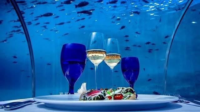 best restaurant in maldives