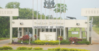Oct. 21, Unilorin holds 33rd convocation.