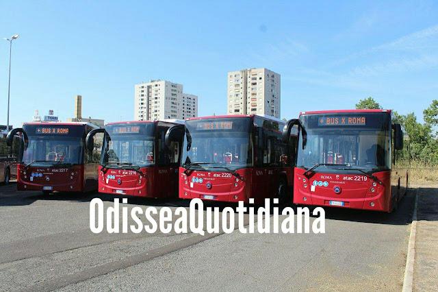 I guasti ai nuovi bus sono fisiologici