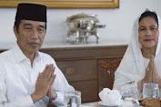 Tradisi Halal Bihalal Dan Makna Kata Maaf Presiden