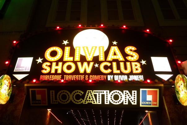 Olivias, Show, Club, St. Pauli, Hamburg, Kiez, Cabaret, Olivia Jones, Travestie