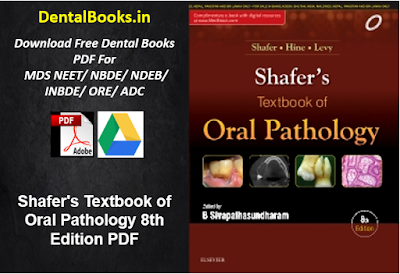 Shafer's Textbook of Oral Pathology 8th Edition PDF