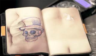 the skin book 5