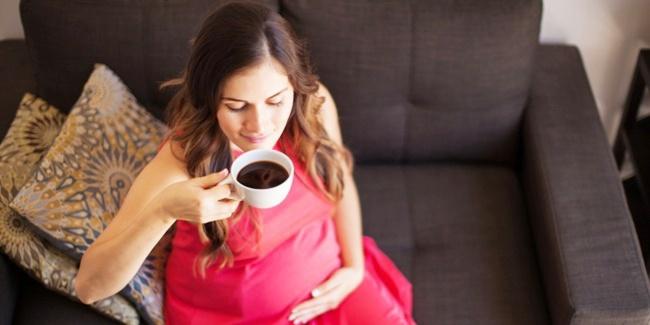Konsumsi Kafein Selama Kehamilan