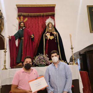 Un músico de Redención regala una marcha a la Salud de Puerta Nueva de Córdoba