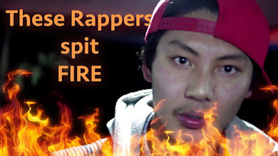 Watch These Rapper Spitting on Girish Khatiwada Video Blog