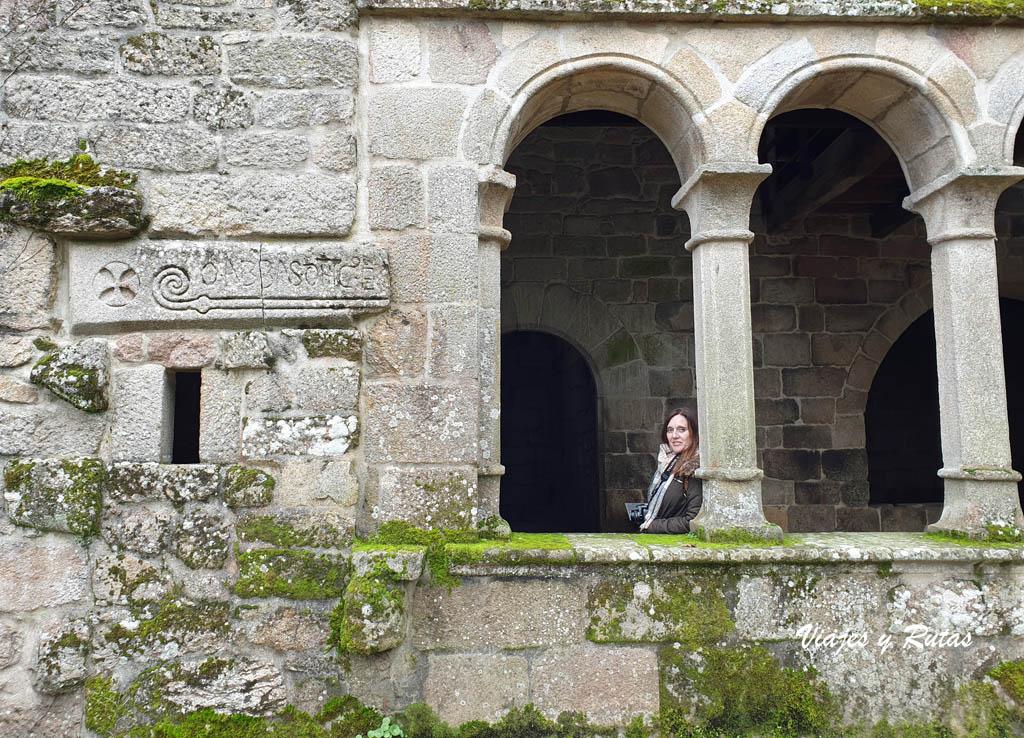Santa Cristina de Ribas de Sil, Ourense