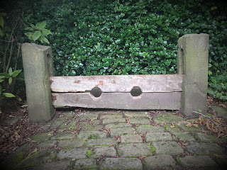 The stocks at Chapeltown