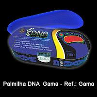 Palmilha DNA Gama