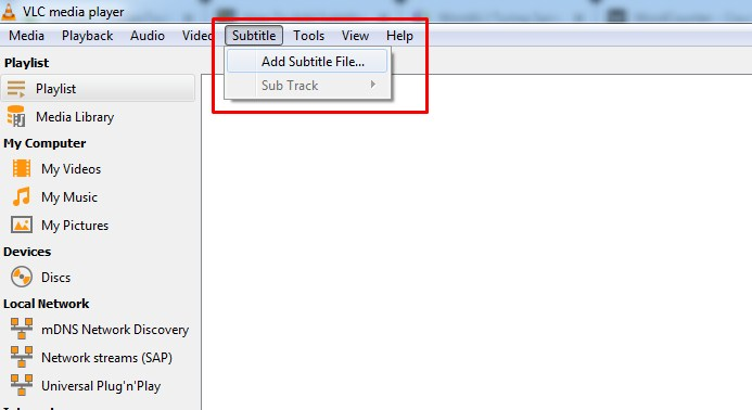 How To Add Subtitles In VLC Media Player