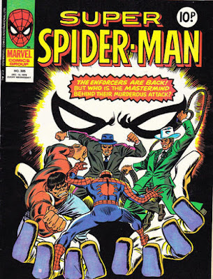 Super Spider-Man #305, the Enforcers