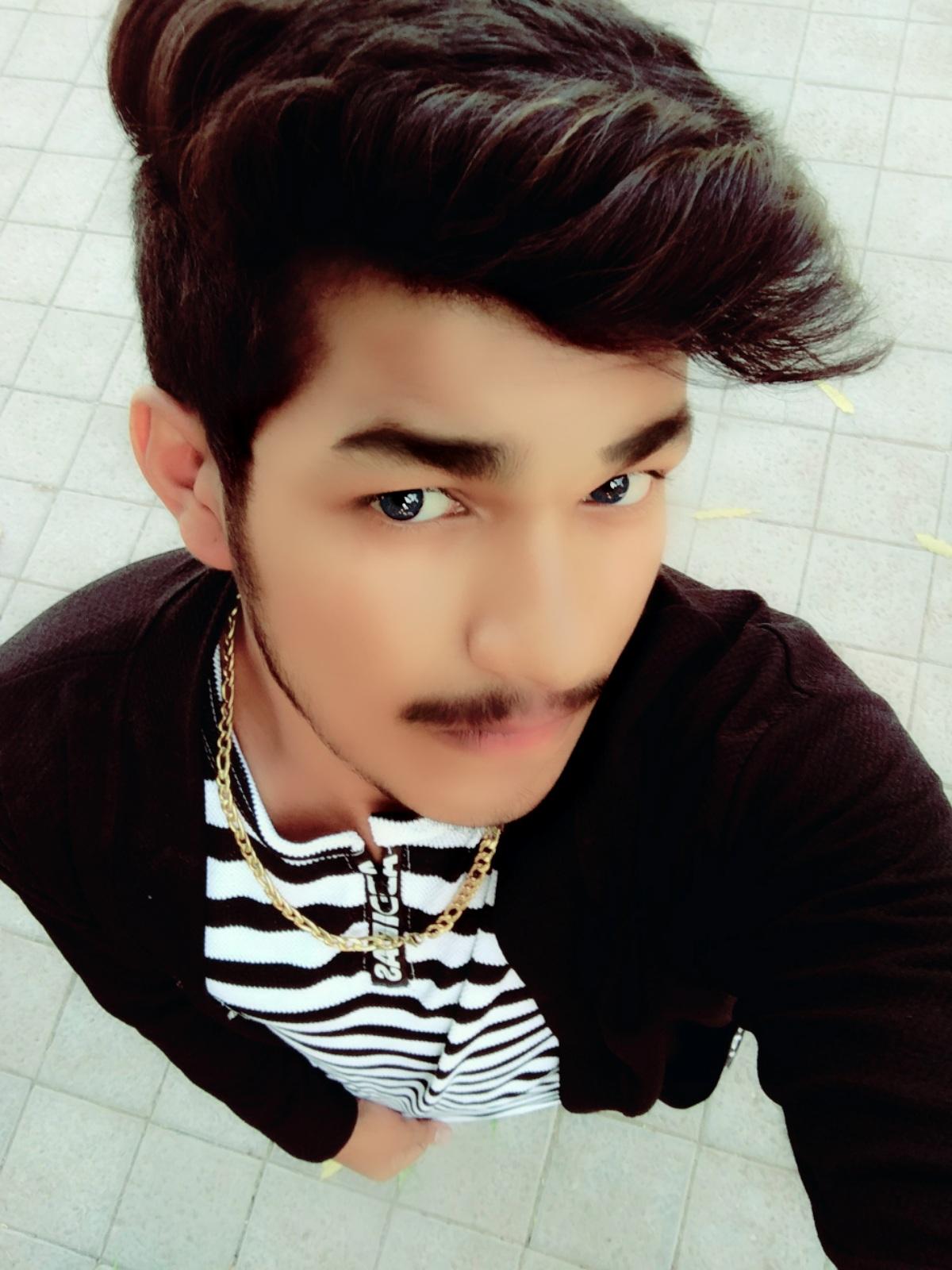 Indian model boy photo