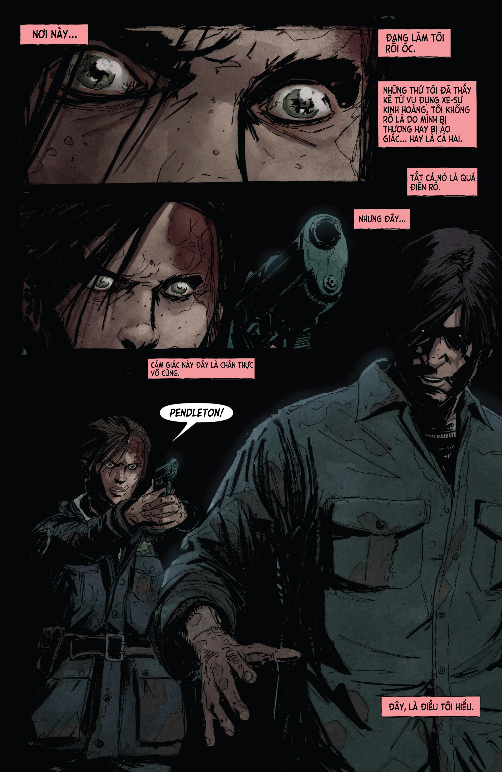 Silent Hill Downpour: Anne's Story | Đồi Câm Lặng - Mưa Rào: Câu Chuyện Của Anne