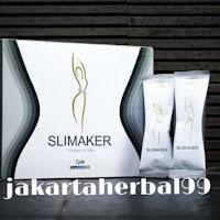 Slimaker isi 15 sachet - slimming jus - diet - penurun berat badan - penghancur lemak -