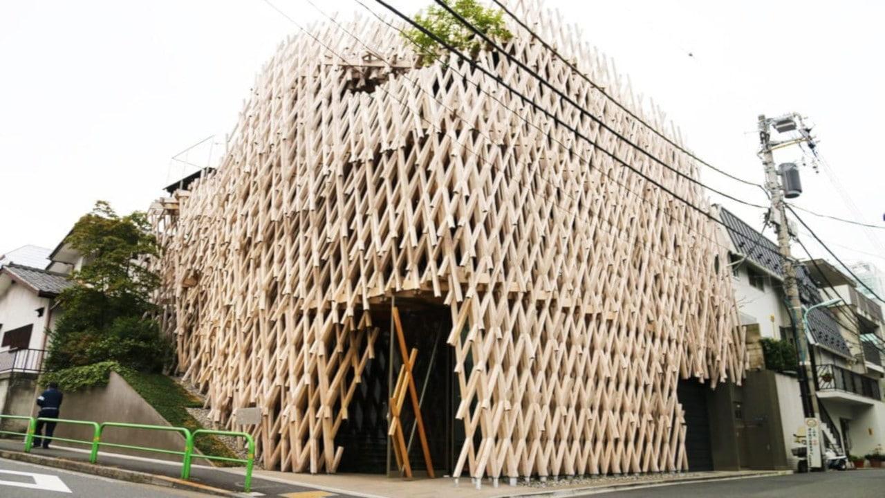 celosías de madera