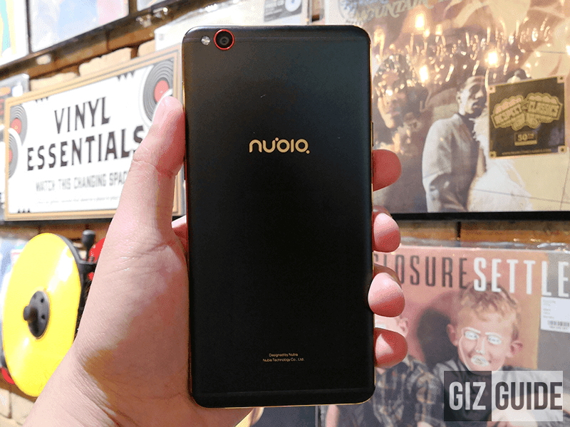 Nubia M2 with 64GB storage and 16MP selfie camera now in the Philippines,