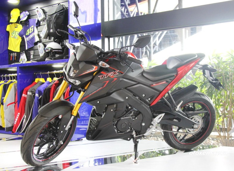 Yamaha Xabre buatan Indonesia diekspor ke negara Vietnam dan Filipina . . namanya berubah