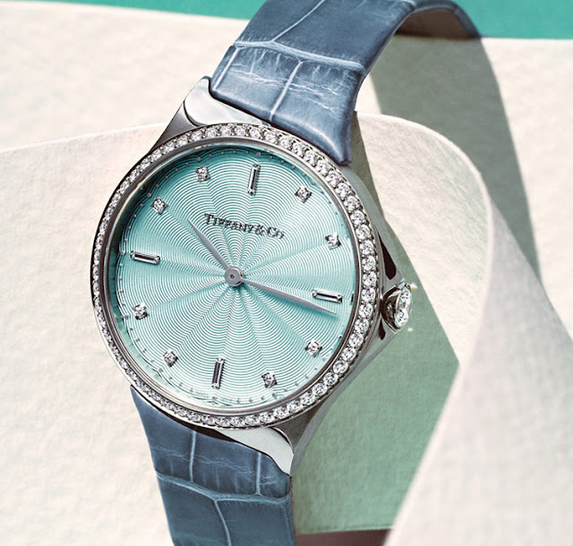 Tiffany Metro Collection Time And Watches