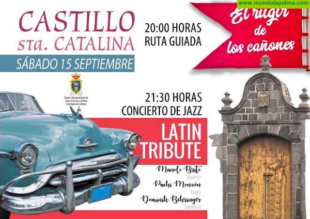 Visita guiada y concierto en el Real Castillo de Santa Catalina de Alejandría