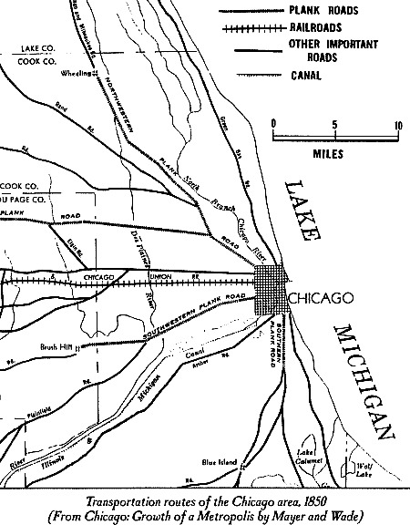 Lakeview Historical Chronicles North Side Transit