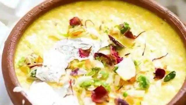How to make Kesar Phirni Recipe