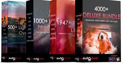 4000+ DELUXE BUNDLE COLLECTION - Studio Planet