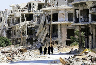 Biadab! Kekerasan Seksual Telah Digunakan Syiah sebagai Taktik Penindasan di Suriah