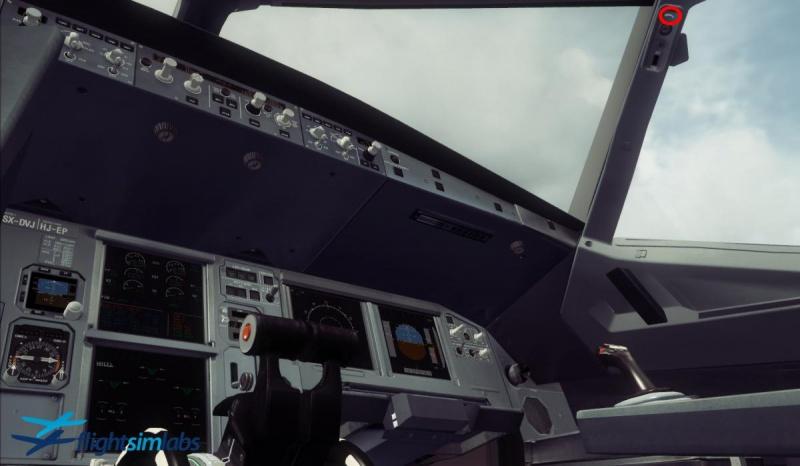 FSX/P3D] FlightSimLabs A320X - Master Addons