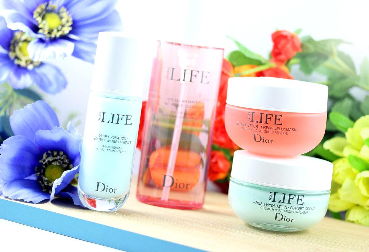 Hydra Life Deep Hydration Sorbet Water Essence by Dior #8