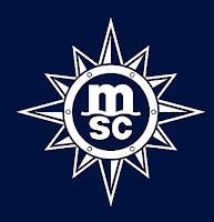 The MSC logo can be seen on all of the company's cruise ships