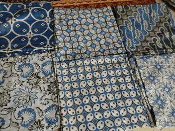 Grosir Kain batik di Bogor harga murah