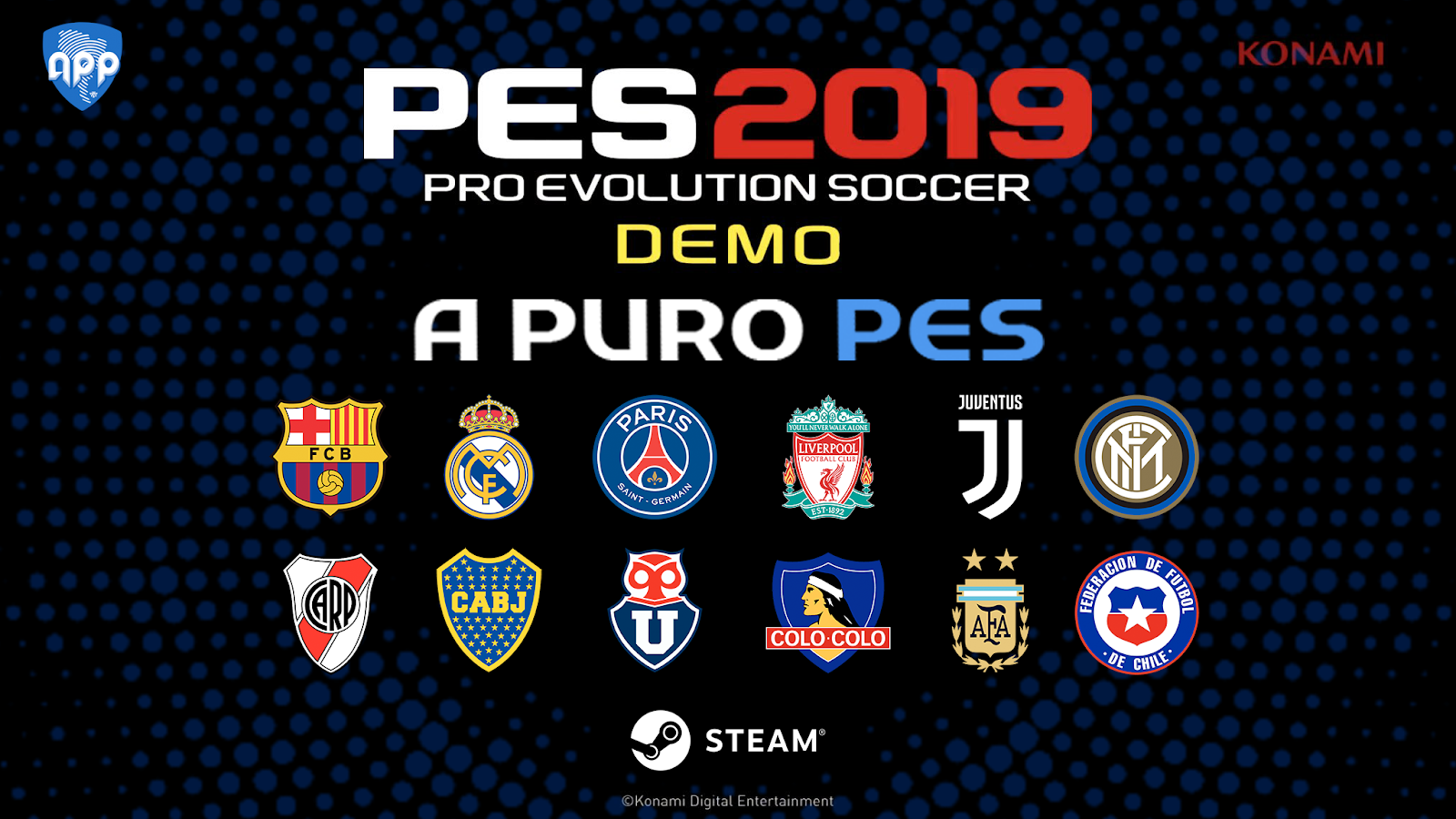 Pro Evolution Soccer 2020: PES 2019 DEMO Patch 2.0 By A