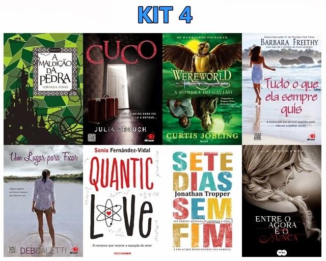 7b8acc1b2 Promoção  Livros   Fuxicos e 1 Ano de Um Leitor a mais - Livros e ...