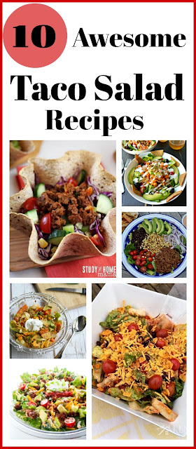 10 Quick & Easy Taco Salads