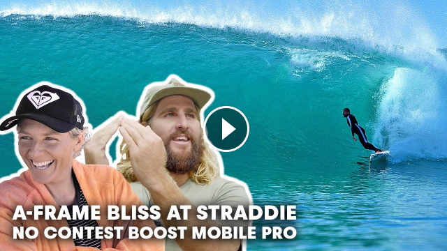 The Pros Are Greeted With Perfect Surf At South Straddie No Contest S5E3