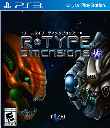 R Type Dimensions PS3 ISO