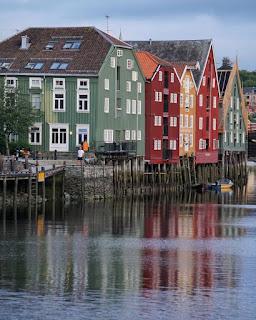 Trondheim, Noruega: principais atrações