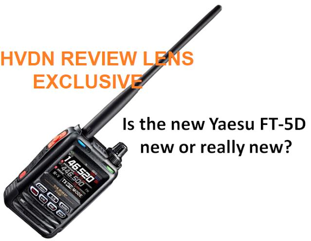 Yaesu FT-5D