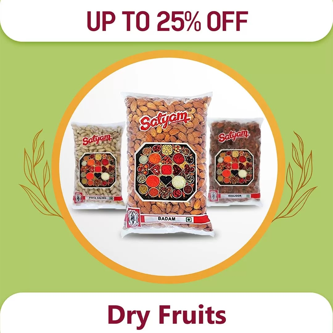 Dry Fruits 287