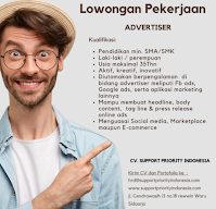 Lowongan Pekerjaan di CV. Support Priority Indonesia Februari 2021