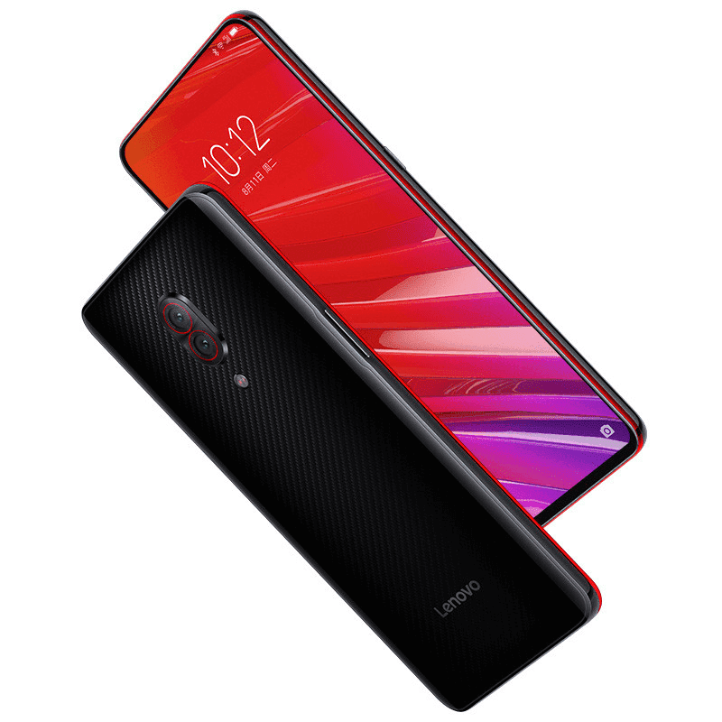Lenovo Z5 Pro GT recorded the highest benchmarking score on AnTuTu?