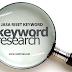 Jasa riset keyword seo dan pembuatan artikel
