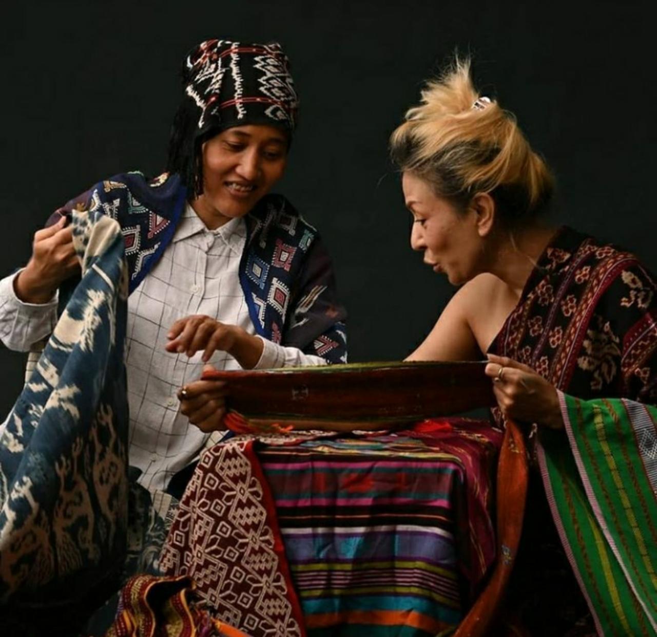 nama kain tenun khas nusa tenggara timur