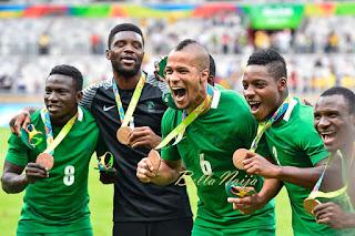 CONGRATS!!! Dream Team Has Won Bronze for Nigeria at #Rio2016 1
