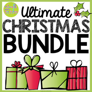 EVERYTHING you need to survive this holiday season in the French primary classroom!! Check out this bundle of every single French Christmas resource I have ever made... and every one I ever WILL make!